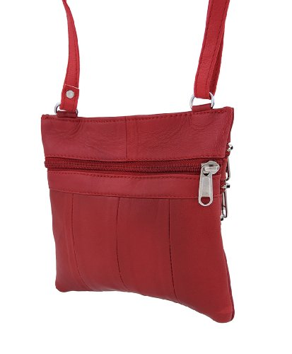 Things2Die4 - Borsa a tracolla donna Red