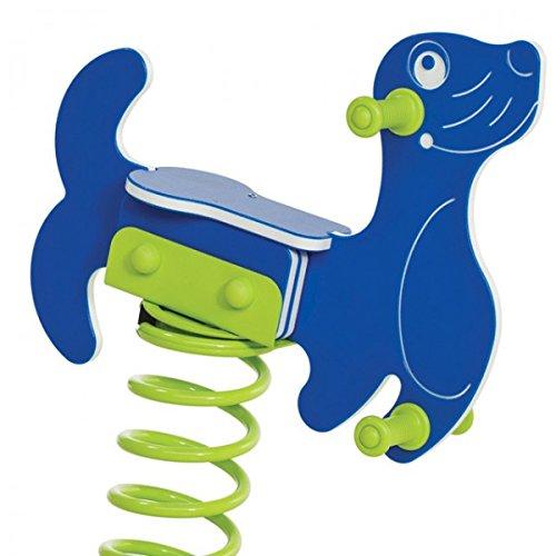 Klingl Federwippe Federtier Wipptier Seehund für öffentlichen Bereich DIN 1176