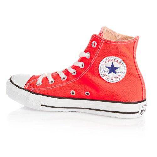 Converse Unisex-Erwachsene Ct As Core Sneaker Fiery Coral
