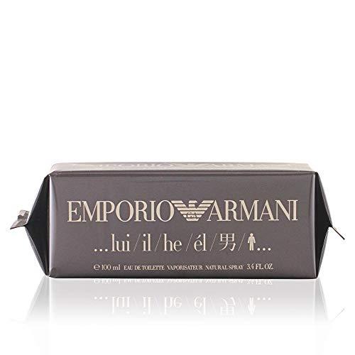 Armani Emporio Lui Eau de Toilette homme / man, 50 ml 1er Pack(1 x 50 milliliters)