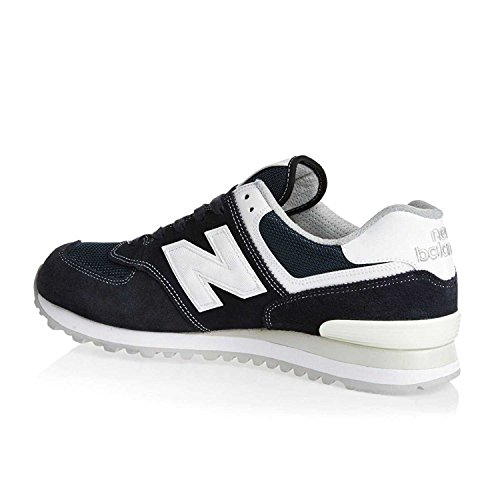 New Balance ML574 D, Baskets Mode Homme outerspace-white (ML574SEE)