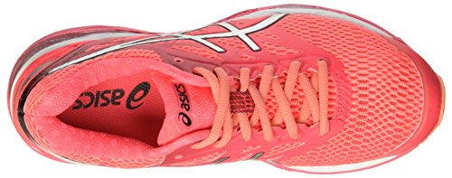 Asics Gel-Cumulus 18, Scarpe Sportive Outdoor Donna Multicolore (Diva Pink/silver/coral Pink)