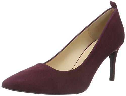 GANT FOOTWEAR Damen Betty Pumps, Rot (Purple Fig G503), 39 EU