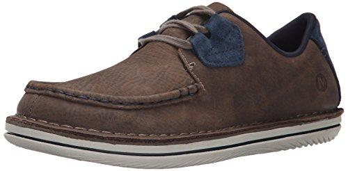 Merrell Bask lacci delle scarpe Brindle