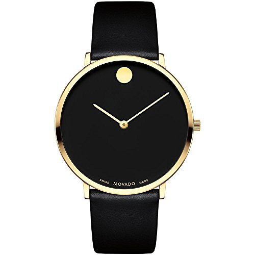 Movado Men's 70th Anniversary Special Edition 40mm Swiss Quartz Watch 0607135