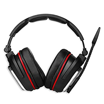 Cuffie Gaming e del suono di alta qualità e con Suono Surround 7.1, cuffie wireless gaming per PS4,PC,Nintendo Switch