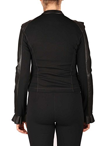 reputable site a0aee a6f17 Donna Giacca Pelle PINKO 1G12NC Y3L5 Z99 Nero 2/H AUTUNNO ...