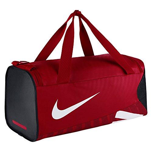 Nike Sporttasche Alpha Adapt Crossbody Medium Duffel Gym Red/Black/White