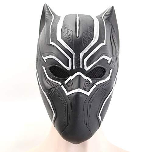 Tod Kostüm Der Marvel - UELEGANS Halloween Marvel Hero Maske, Latex Kopfbedeckung Filmthema Cosplay Kopfbedeckung Bühnen Maskerade