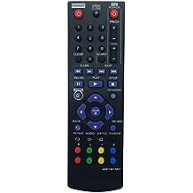 allimity AKB73615801 Reemplace el control remoto AKB 73615801 para LG BP320N BP220 BP125 BP220N BP200 BP325W Blu-ray DVD