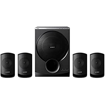 Sony SA-D100 Multimedia Speaker System With Bluetooth