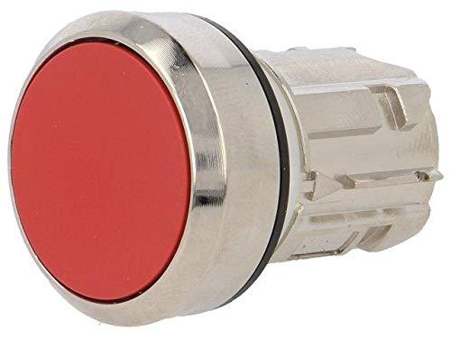 3SU1050-0AA20-0AA0 Switch push-button 2-position 22mm red Illumin none Siemens Push Button