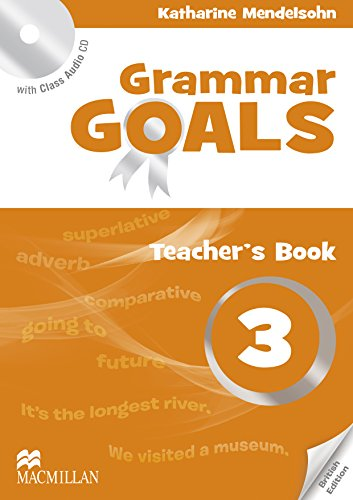 Grammar Goals Level 3 Teacher's Book Pack