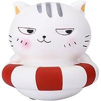 Quaan Drücken Stress Helfer Spielzeug, 1PC Süß Schlecht Katze Schleppend Steigend Sammlung