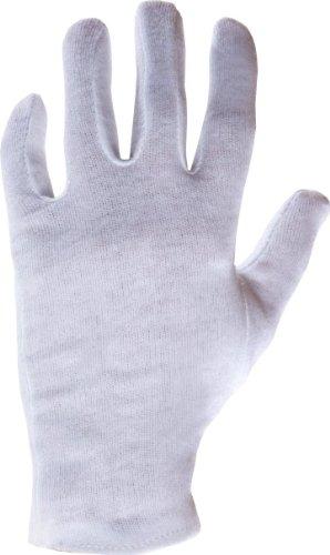 12-Paar-Baumwoll-Trikot-Handschuhe-Baumwollhandschuhe-wei-gebleicht-Trikothandschuhe-Gre-Medium-mittel-9