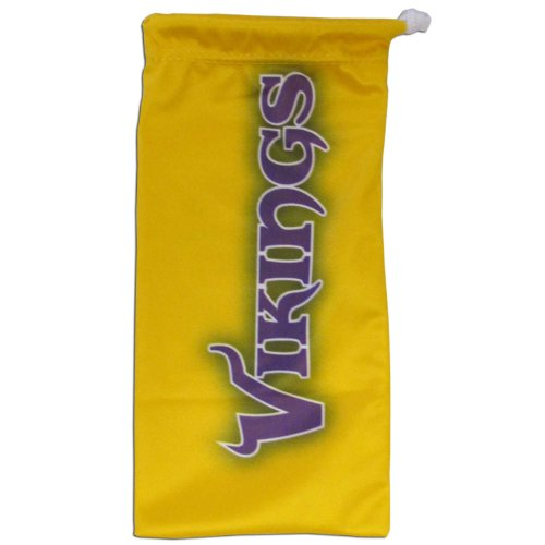 Siskiyou NFL Minnesota Vikings Mikrofaser Gläser Tasche -