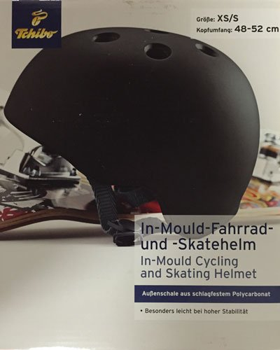 In Mould Fahrradhelm Skatehelm Helm Inline Scooter Stuntscooter Skateboard
