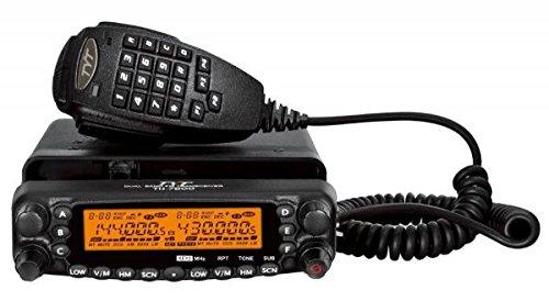 TYT TH-7800 Mobilfunkgerät Dualband VHF/UHF für Amateurfunk mit Crossband Repeater Funktion und abnehmbarem Bedienteil Vhf-uhf-repeater