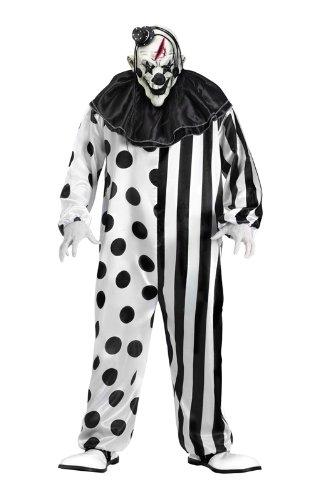 Mörder Clown Kostüm