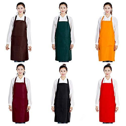schen Stil Schürze Koreanische Mode Teegeschäft Süße Japanische Küche Nach Hause Japanischen Overalls Männer Und Frauen Taille Schwarz Grün ()