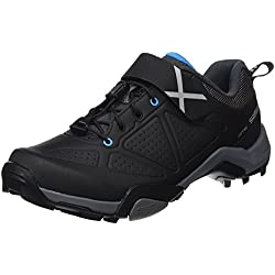 Shimano SHMT5OG460SL00, Zapatillas de Ciclismo de Carretera Para Hombre, Negro (Black), 46 EU
