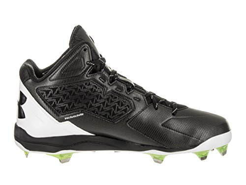 Under ArmourUnder Armour Men's Deception Low DiamondTips Baseball Cleats - Deception Low Diamondtips Baseball Cleats da uomo Black/ White