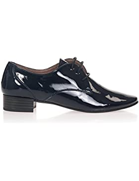 Maria Barcelo Scarpe In Pelle Oxford Donna Leather Shoes Derby Women