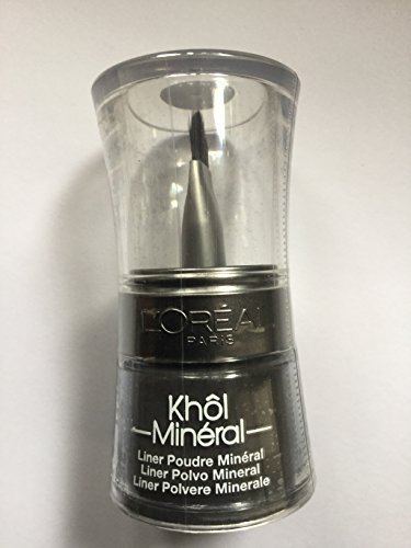 L'Oreal Kohl Poudre Minérale Eye Liner Stellaire Gris