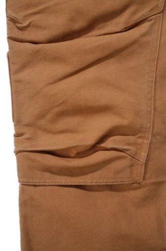 Carhartt Shorts kurze Hose Ripstop Cargotaschen 100277 Carhartt Brown