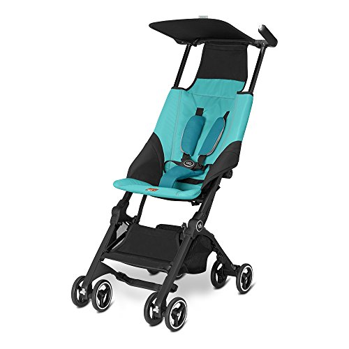 Gb Gold Pockit Buggy, capri blue