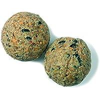 Erdtmanns 50 Meisenknödel ohne Netz im Eimer, 1er Pack (1 x 4.15 kg)