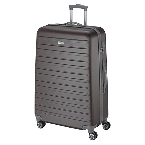 d&n Travel Line 9402 4-Rad Trolley 71 grau