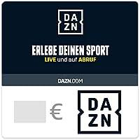 DAZN - Dein Sport Streaming Service - Gutschein per E-Mail