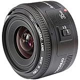 Yongnuo yn35mm F2Objectif 1: 2Grand Angle fixe AF/MF/Prime Appareil photo Auto Focus avec lentilles en verre pour objectif Canon EF EOS