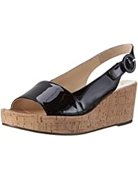 Högl 3-10 3204 0100, Zapatos de Talón Abierto para Mujer
