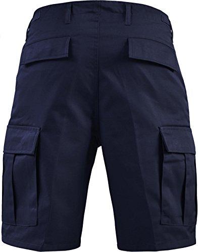 Kurze Bermuda Shorts US Army Ranger Feldhose Arbeitshose verschiedene Farben S - XXXL Navy