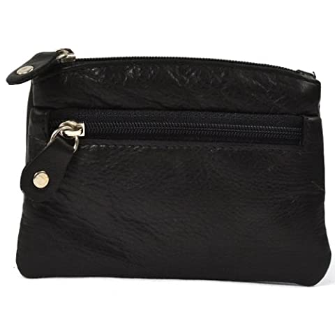 Ladies Butter Soft Genuine Leather Coin Purse