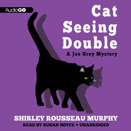 Cat Seeing Double  Audiolibri