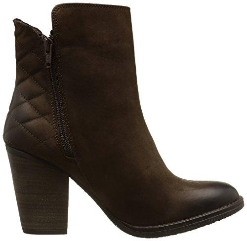 Steve Madden Ryatt-q, Bottes femme brown (Brown Leather)