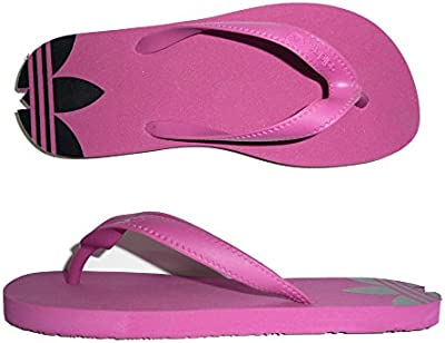 adidas - Sandalias de goma para mujer