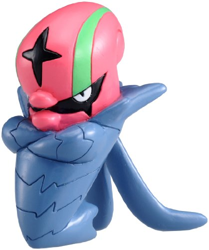 Pokemon: Best Wishes! (Black + White) Monster Collection Figur: Hydragil / Accelgor