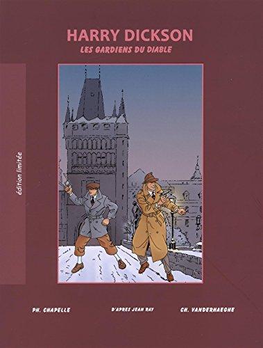 Harry Dickson, Tome 10 : Les gardiens du diable : Les gardiens du gouffre 2