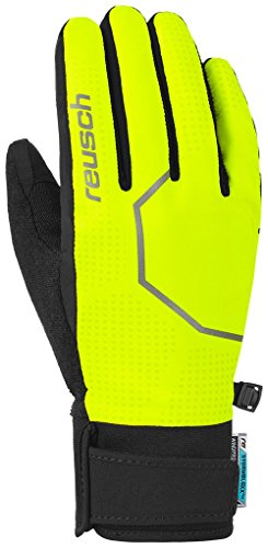 Reusch Herren Modi STORMBLOXX Handschuhe, Neon Yellow/Black, 9.5