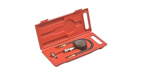 Tidyard Compression Test Kit Gasoline Engine Cylinder Automotive Gauge Tool