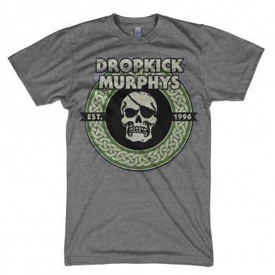 Dropkick Murphys - Top - Unisex - Adulto Grau L