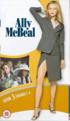Click for larger image of Ally McBeal: Season 3 [VHS] [1998]