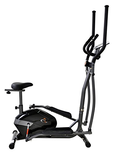 V-fit-AL-161CE-Combination-2-in-1-Magnetic-Cycle-Elliptical-Trainer