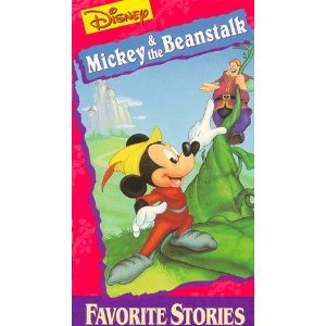 mickey-and-the-beanstalk-vhs