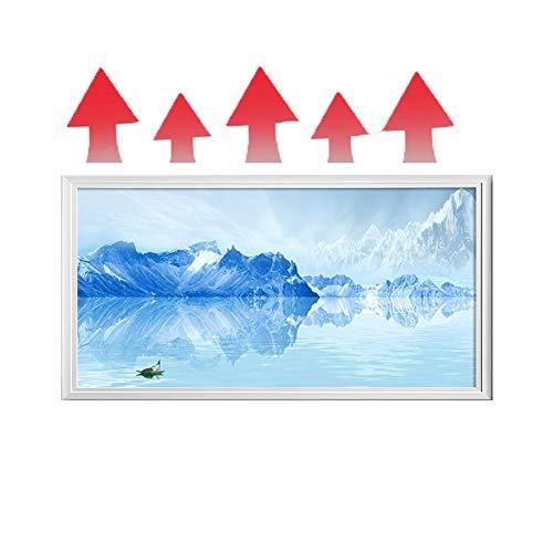 OUUCL Moderno, eléctrico Panel Calefactor/Convector