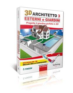 3D ARCHITETTO 3 ESTERNI E (Dell Windows Vista)